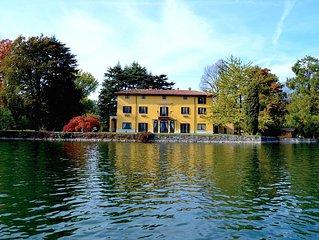 Villa Adinolfi - Your perfect escape on the Como Lake area (with private pool)