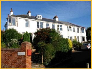 Sidmouth Holiday House - close to town centre. Less than 1 mile to seaside.