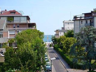 Appartamento al Lido di Venezia a pochi passi dalla spiaggia