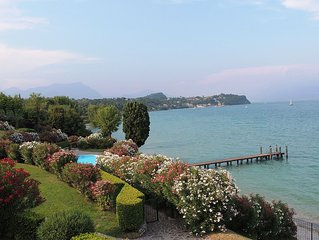 lago di Garda  appartamento sulla spiaggia