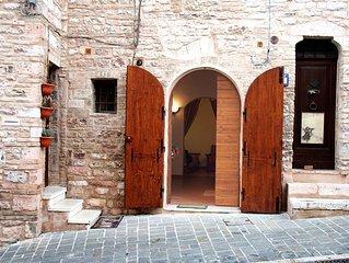 Assisi centro storico