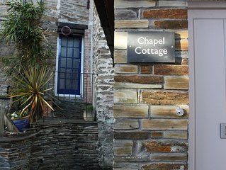 3 bed Luxury Cottage - Excellent Location in Padstow