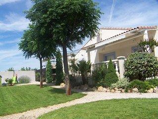 Maison tout confort aux portes de Montpellier proche de la mer