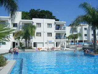 Studio apartment in centre of Ayia Napa on a lively complex