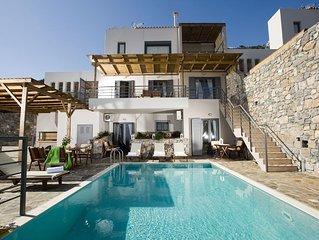 Elounda Solfez Villa (2 bedroom)
