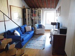 Casa ad Ameglia, vicinanze Cinque Terre al confine tra Toscana e Liguria.