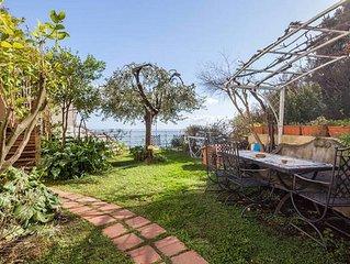 CASA MIA - private garden and parking, shared pool - Positano