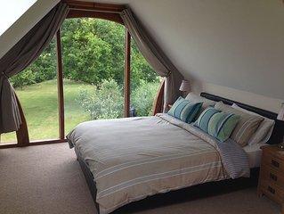 Idyllic Self Catering Retreat In The Lush Somerset Countryside (near Taunton)