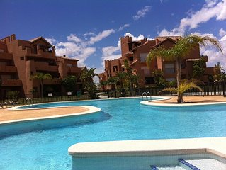 APPARTEMENT DANS GOLF RESORT MAR MENOR II