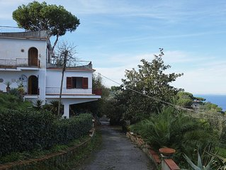 Beautiful Villa close to Sorrento with an amazing view