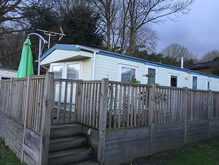 SEE SPECIAL RAFEB/MARCH Caravan In a beautiful Lakeland Location Sleeps up to 7