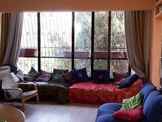 Vivre et Ressentir Jérusalem: le meilleur emplacement (German Colony) à Jerusale
