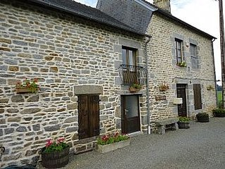 Renovated Country House in Peaceful Rural Location in Ile Et Vilaine