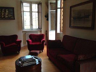 elegante e romantico appartamento