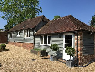Idyllic cottage with incredible views, Petworth