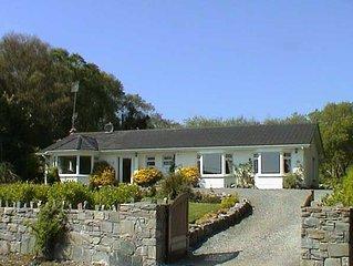 Cashel House overlooks the majestic Cashel Bay on the west coast of Ireland.