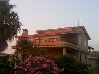 Spaziosa Villa bi-familiare a Marina di Ragusa