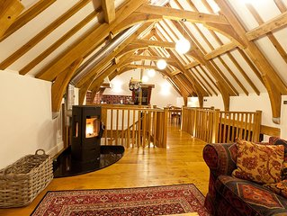 The Oak Barn - Luxury in the Heart of Dartmoor -  50% Discount for 7 nights