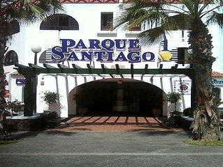 TENERIFE PARQUE SANTIAGO 1 Aparthotel for 4 people in Playa de Las Americas