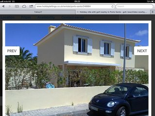 Beautiful Modern 3 Bedroom House, Tranquil Island Of Porto Santo
