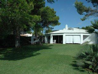 Traditional Menorcan Villa In Beautiful Binibeca