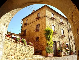 The Montalfoglio Castle Choose from 3 Apartments