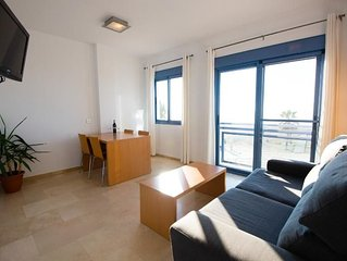 1BS apartment with sea view