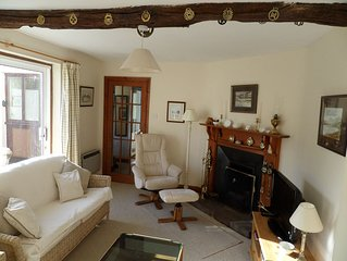 Cottage Apartment in Delightful Location, Eden Valley, North Lakes.