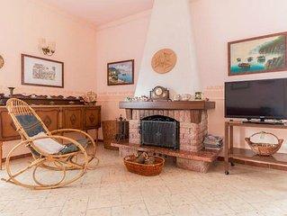 Villa Milena Fontane Bianche 9-13 posti letto e Wi-Fi in fibra free illimitato