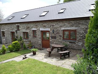 Characterful cottage in beautiful, quiet, rural location close to the coast.
