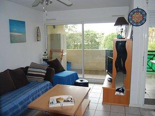 Joli appartement lumineux, tout près de la plage surveillée de Labenne Océan