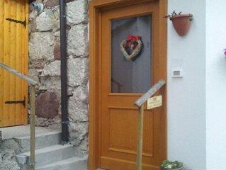 Casa tra i fenili di Falcade