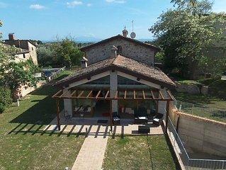 Casa appena ristrutturata immersa nel Chianti a 9 km da Siena