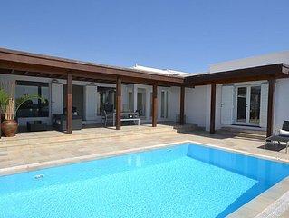 Luxury Villa Lanzarote Beach