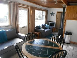 1 Bedroom Chalet, Sleeps up to 4 persons and is pet friendly