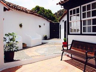 Casa de turismo rural en Vallehermoso, La Gomera