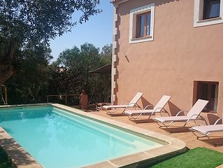 Villa for 6 people with pool in Valldemossa