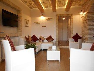 I Tre Laghi - Sant' Agnese Ground Floor Apartment