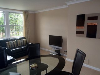 Centrally Situated Apartment, Great Base For Walking, Golf Or Fishing The Tweed