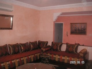 A lovely apartment only 500 meters to the sea.