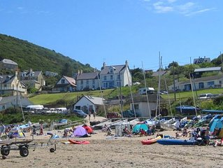 Cartrefle, Tresaith: Family Friendly. Relaxing. Sea Views. Amazing Location