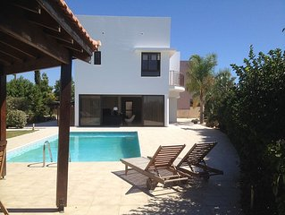 Beautiful Villa with Private Pool, beautiful garden with lots of privacy.