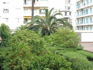 Nice proche Centre, Calme, parking, WIFI, Plage, Promenade des Anglais