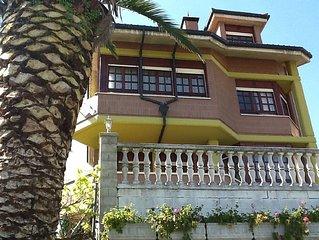 Casa con piscina  y salon de Juegos en Santillana del Mar