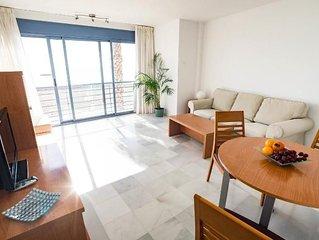 1AV apartment overlooking the sea