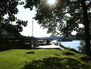 Large lakeside property near Goteborg