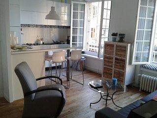 Intra muros Bel appartement lumineux Wifi gratuit