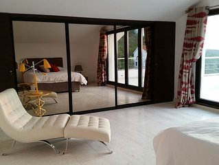 House at Lusticia Bay Peninsula