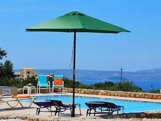 Enchanting Garden Villa With Pool