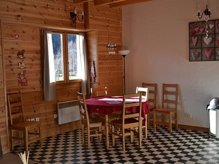 The End Barn, Ferme Noemie. Ideal location for cycling/ skiing Bourg d'Oisans.